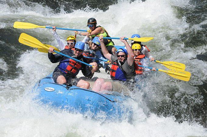 trishuli river rafting rising himalaya treks