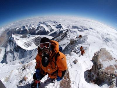 Tibet Everest Expedition
